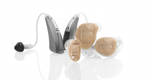 Hearing Aid Styles and Technology Available Today