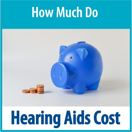 hearing aids cost