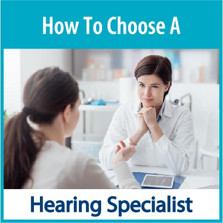 hearing specialist